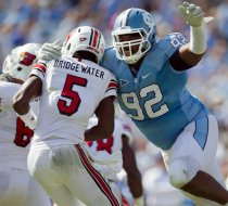 UNC's Sylvester Williams