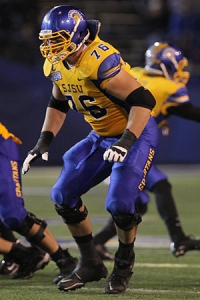 David Quessenberry of San Jose State
