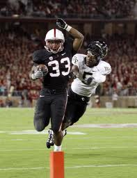 Stepfan Taylor, RB, Stanford