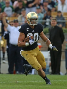 Tight End Zach Eifert- Notre Dame